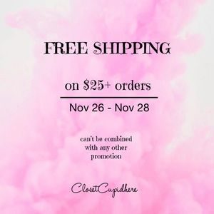 Sale🚨FREE Shipping on $25+ item or bundle orders